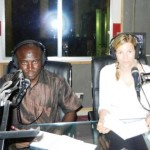 on Radio Bantaba