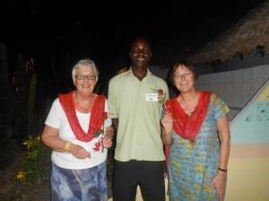 Yvonne, Ken and Dianne