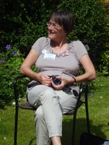 Dianne Ashman - our volunteer programme advisor