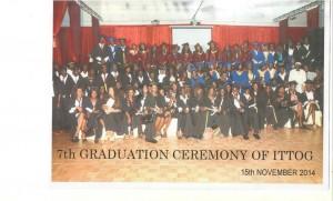ITTOG graduation