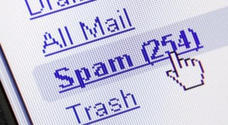 NOT spam