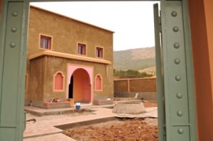 The third Education for All girls' house in Asni