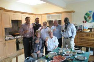 international friends & colleagues