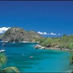 scenic Saint Lucia