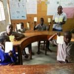 Kenyan sign language in Class 3