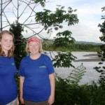 co-volunteers and (almost) neighbours