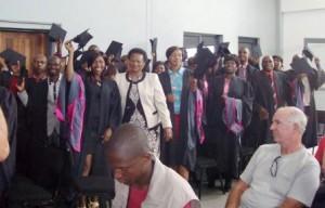 south Africa 2014 sallie graduation