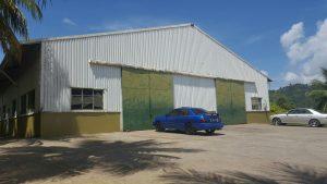 Odsan C.A.R.E. facility